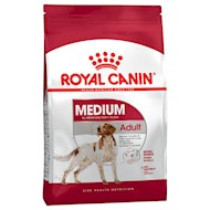 15+3kg gratis Medium Adult Royal Canin hundefoder