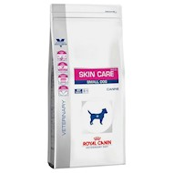 2x4kg Skin Care Small Dog Royal Canin Diet Hundefoder