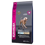 12 kg Adult Large Breed Lam & Ris Eukanuba Hundefoder