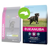Eukanuba Active Adult Large Breed Kylling - 3 kg
