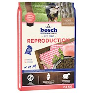 2x7,5 kg Reproduction Bosch Hundefoder