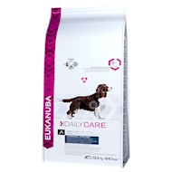 2x12,5 kg Overweight Daily Care Eukanuba Hundefoder