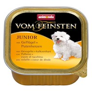 Animonda vom Feinsten Junior 6 x 150 g - Okse & fjerkræ