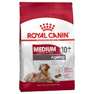 15kg Medium Ageing 10+ Royal Canin Hundefoder