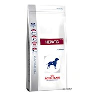 12kg Hepatic HF 16 Royal Canin Diet Hundefoder