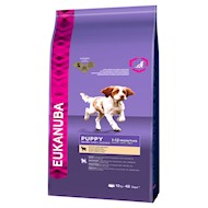 2x12 kg Puppy Small / Medium Breed Eukanuba - hvalpefoder