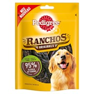 7 x 70g Pedigree Ranchos Kylling hundesnacks