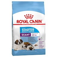 15 kg Giant Starter Mother & Babydog Royal Canin Hundefoder
