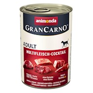6x400 g Original Adult Mix 1 Animonda GranCarno - Kornfrit Hundefoder