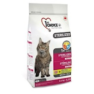 1stChoice Adult Sterilized, kattemad
